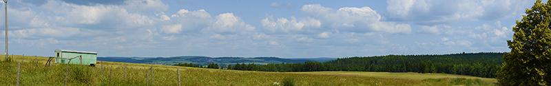 Foto panorama okolí