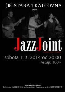 Sobotní koncert: Jazz Joint