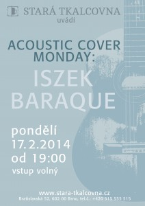 acoustic cover moday iszek baraque