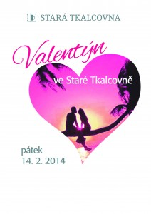 Valentýn: Romantika ve Staré Tkalcovně