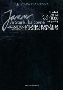 Jazzové trio Milana Horvátha
