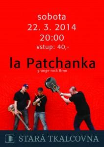 Sobotní koncert: La Patchanka