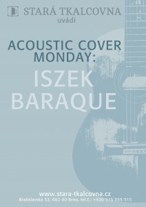 Acoustic Cover Monday: Iszek Baraque