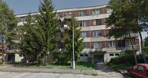 Bytový dům Chrlice