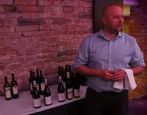 Degustace vína ve Staré Tkalcovně