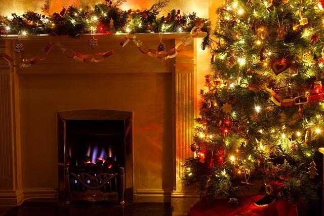 Vánoce a pojištění proti požáru