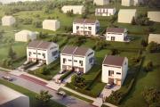 Vranov, nové rodinné domy v sousedství Brna i Moravského krasu