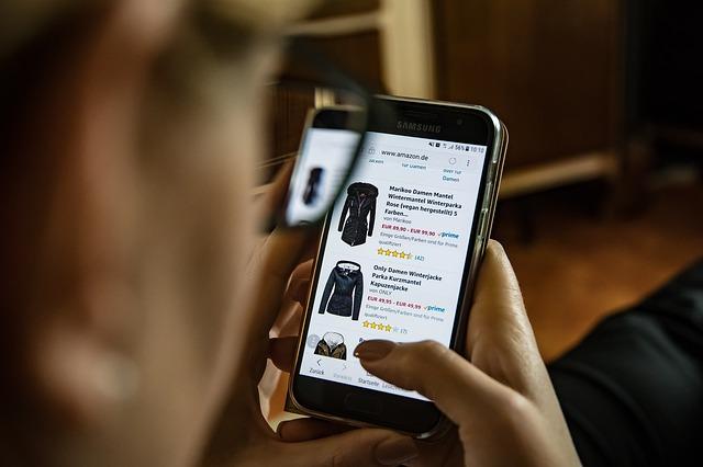 Nakupování online, e-shop