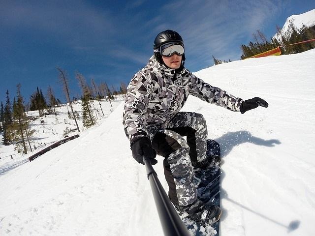 Cestovní pojištění na hory online