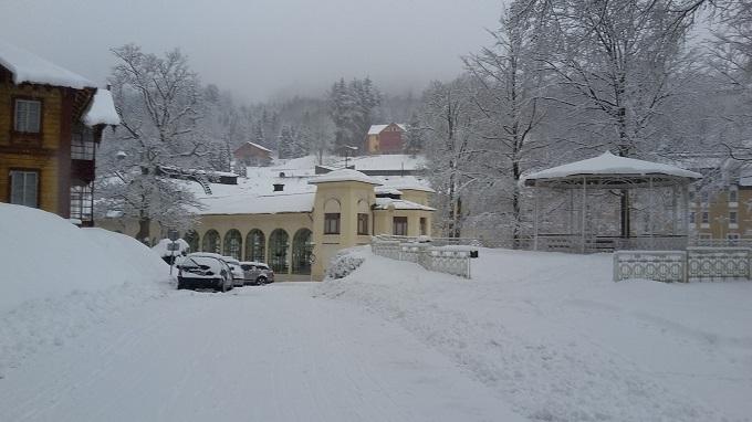 Pojištění na zimu