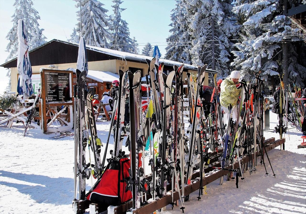 Pojištění lyží a sportovní výbavy