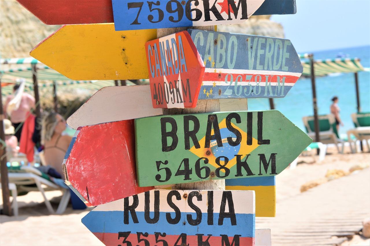Cestovní doklady dovolená