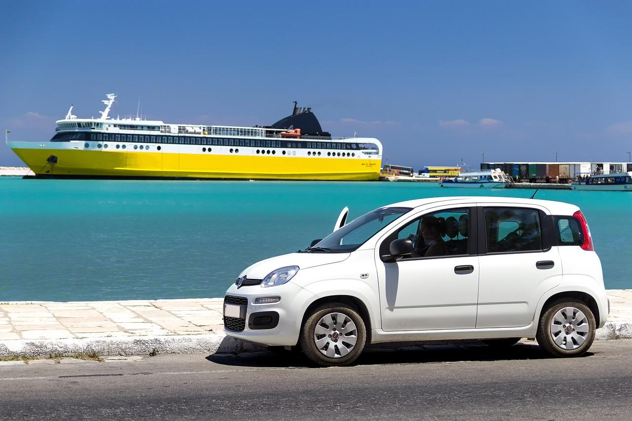 Cestovní pojištění, pojištění auta