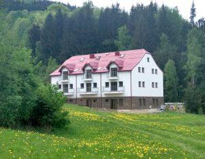 Projekt Horní Lipová - první objekt je dokončen