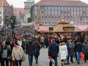 Chystáte se na vánoční trhy? Dejte si pozor na kapsáře